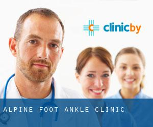 Alpine Foot & Ankle Clinic