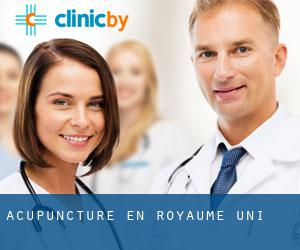 Acupuncture en Royaume-Uni