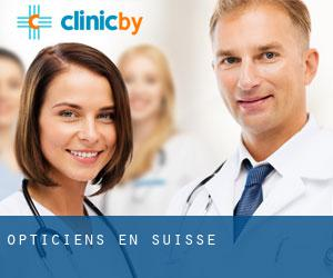 Opticiens en Suisse
