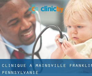 clinique à Mainsville (Franklin, Pennsylvanie)