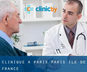 clinique à Paris (Paris, Île-de-France)