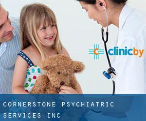 Cornerstone Psychiatric Services Inc