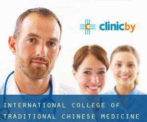 International College of Traditional Chinese Medicine